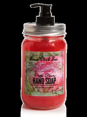 Bean'Stock Hand Soap | Apple Clover