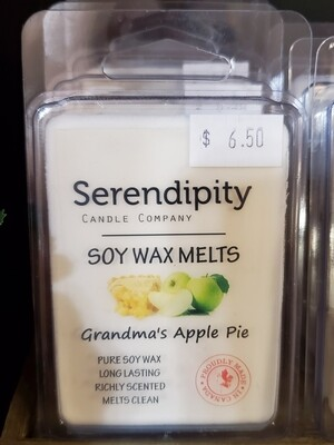 Serendipity Wax Melts | Grandma's Apple Pie