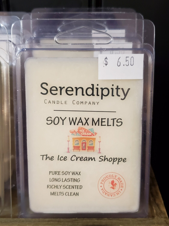 Serendipity Wax Melts   Ice Cream Shoppe