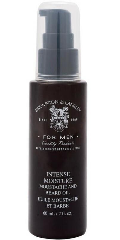 Brompton & Langley | Intense Moisture - Beard & Moustache Oil