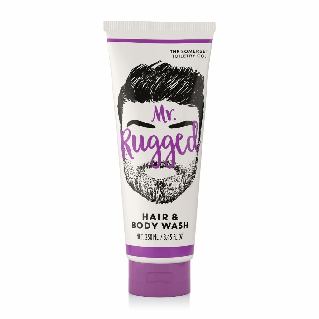 The Somerset Toiletry Co. | Mr Rugged Hair & Body Wash