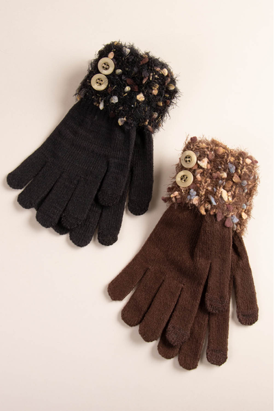 Simply Noelle | Folklore Gloves