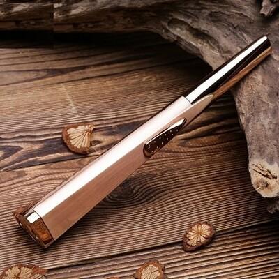 Sizzle Sleek Lighter | Rose Gold