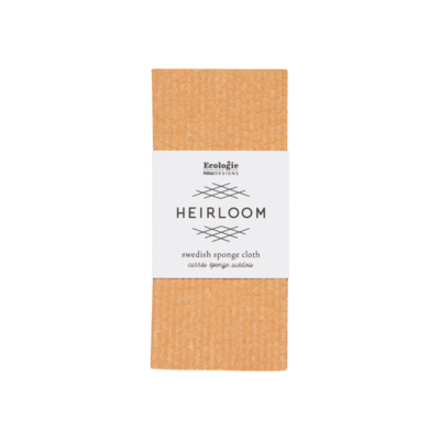 Now Designs Heirloom Swedish Dish Sponge - Ochre