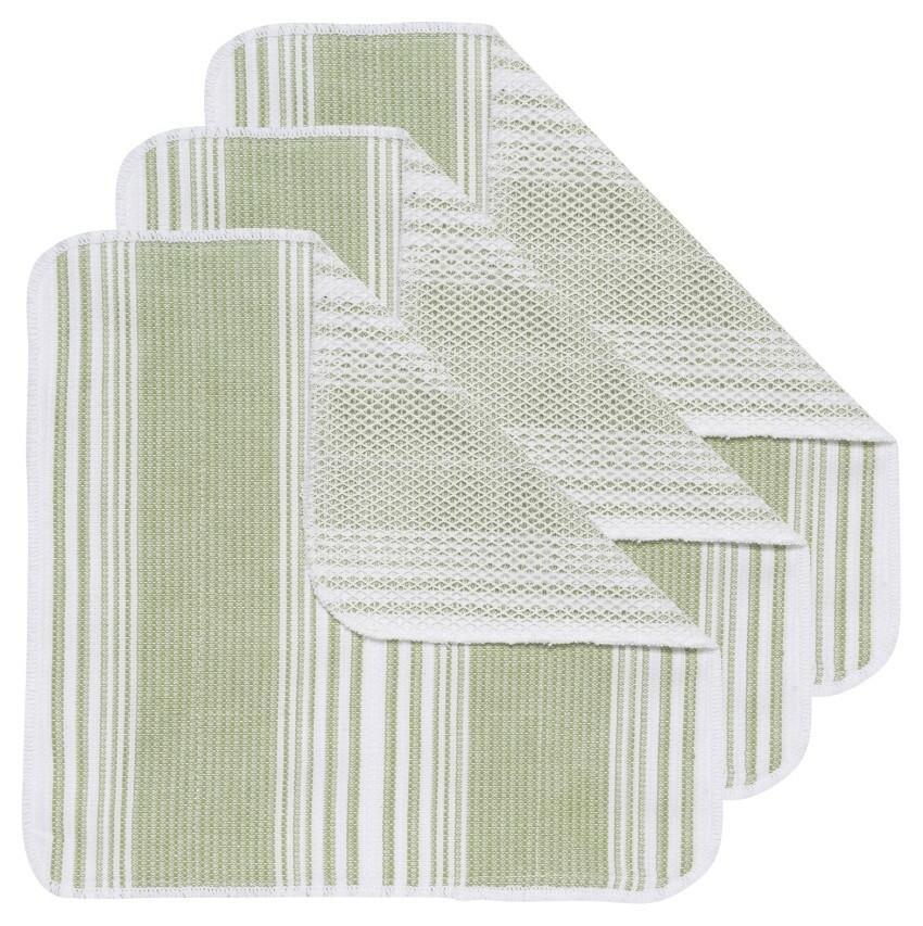 Now Designs Scrub-It Dishcloths (Set of 3) | Cactus