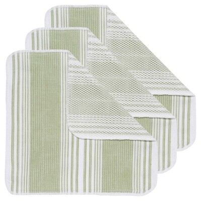 Now Designs Scrub-It Dishcloths (Set of 3) | Cactus
