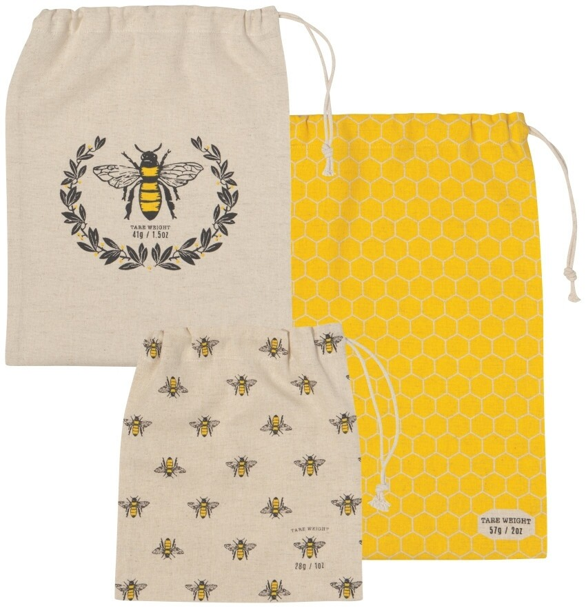 Now Designs Produce Bags (Set of 3) | Busy Bee