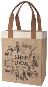 Now Designs Market Tote | Shop Local