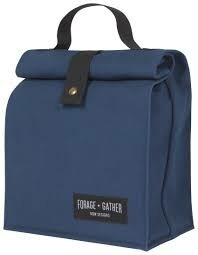 Now Designs Forage & Gather Lunch Bag | Blue
