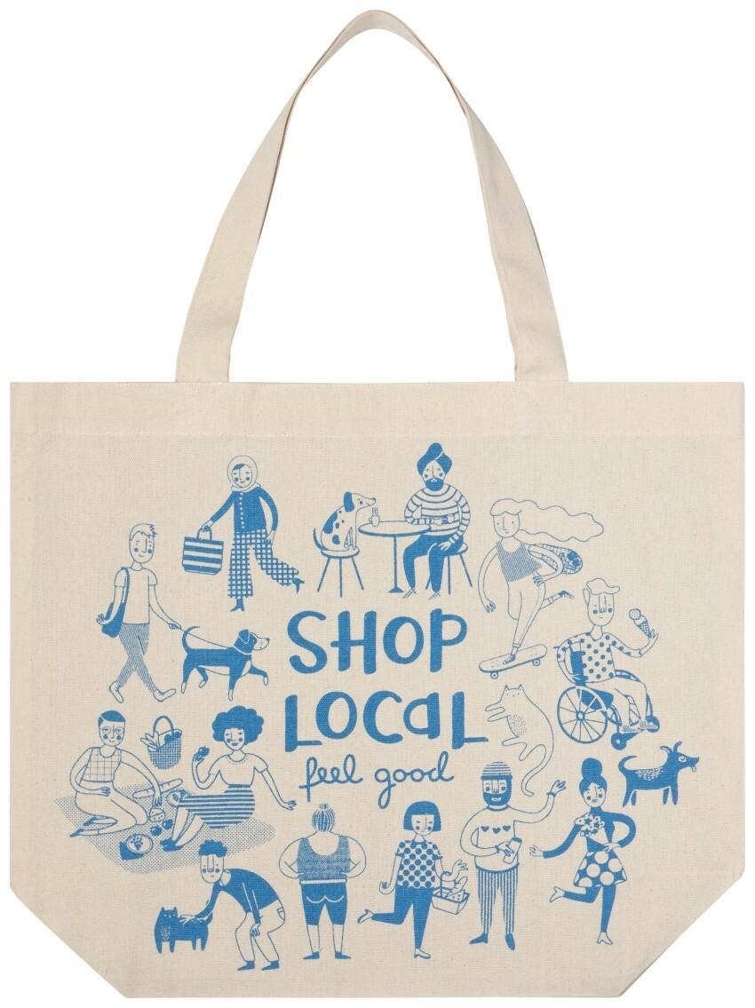 Now Designs Tote Bag | Shop Local