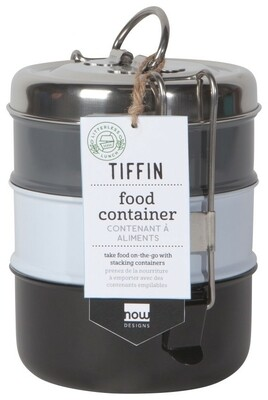 Now Designs Tiffin Food Container | Dove