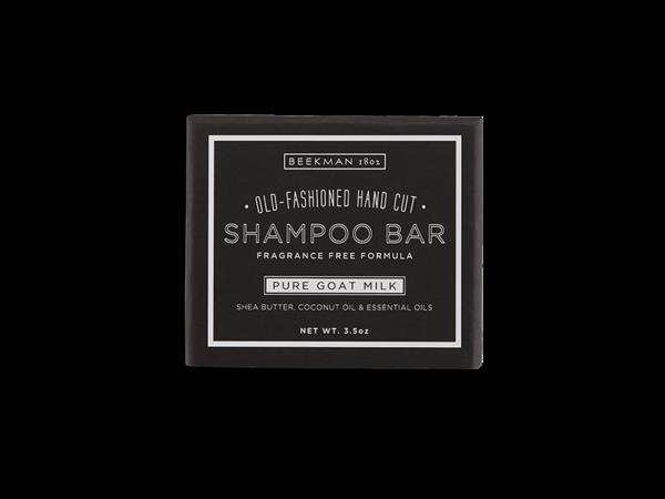 Beekman 1802 Shampoo Bar 3.5oz | Pure (Unscented)