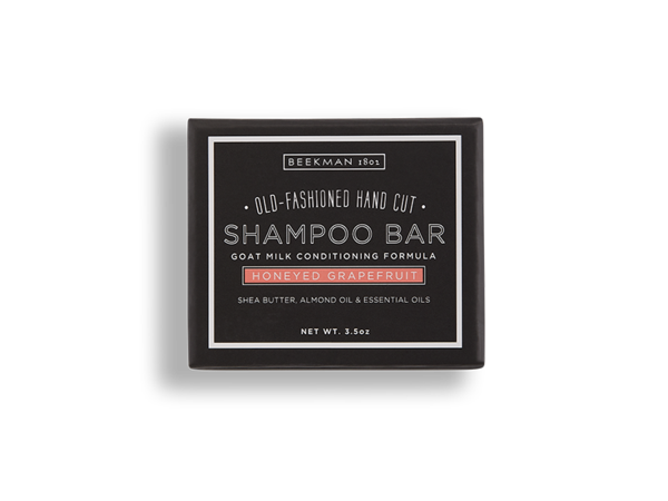 Beekman 1802 Shampoo Bar 3.5oz   Honeyed Grapefruit