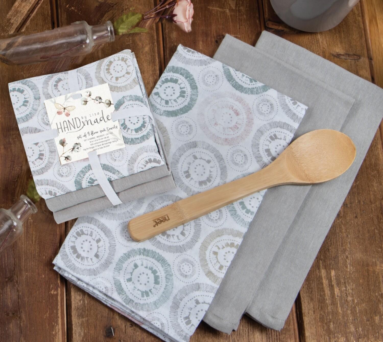 Kay Dee Designs Flour Sack Towel (Set of 3)