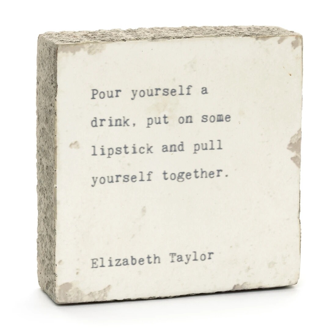 Cedar Mountain Little Gem - Pour Drink (Elizabeth Taylor)