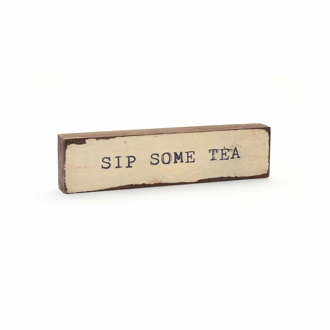 Cedar Mountain Timber Bits - Sip Some Tea