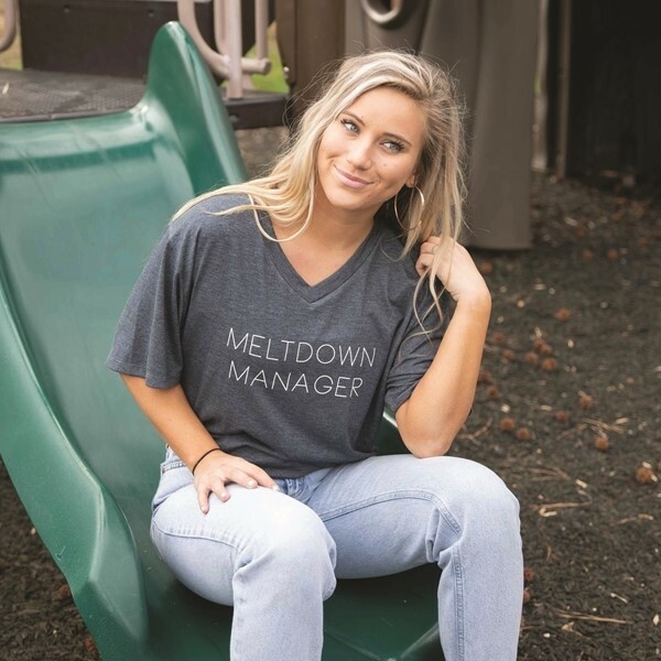 Mary Square | T-shirt - Meltdown Manager