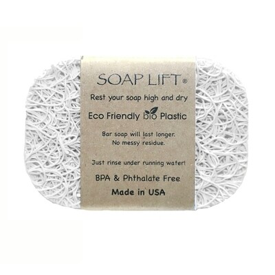 Soap Lift | White