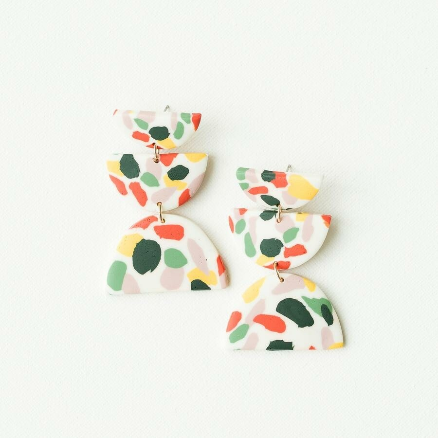Michelle McDowell Shea Earrings | Multi
