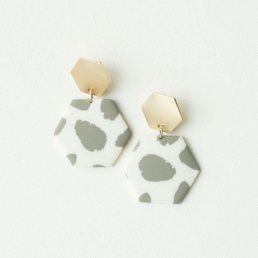 Michelle McDowell Haven Earrings   Shimmer