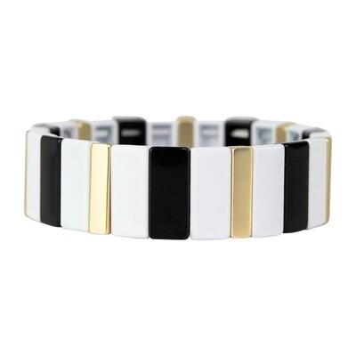 Michelle McDowell Tortuga Bracelet | Black