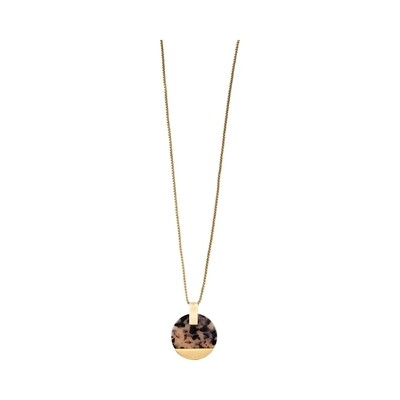 Michelle McDowell Paris Necklace | Blonde Tortoise