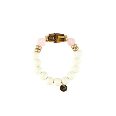 Michelle McDowell Rio Bracelet | Blush