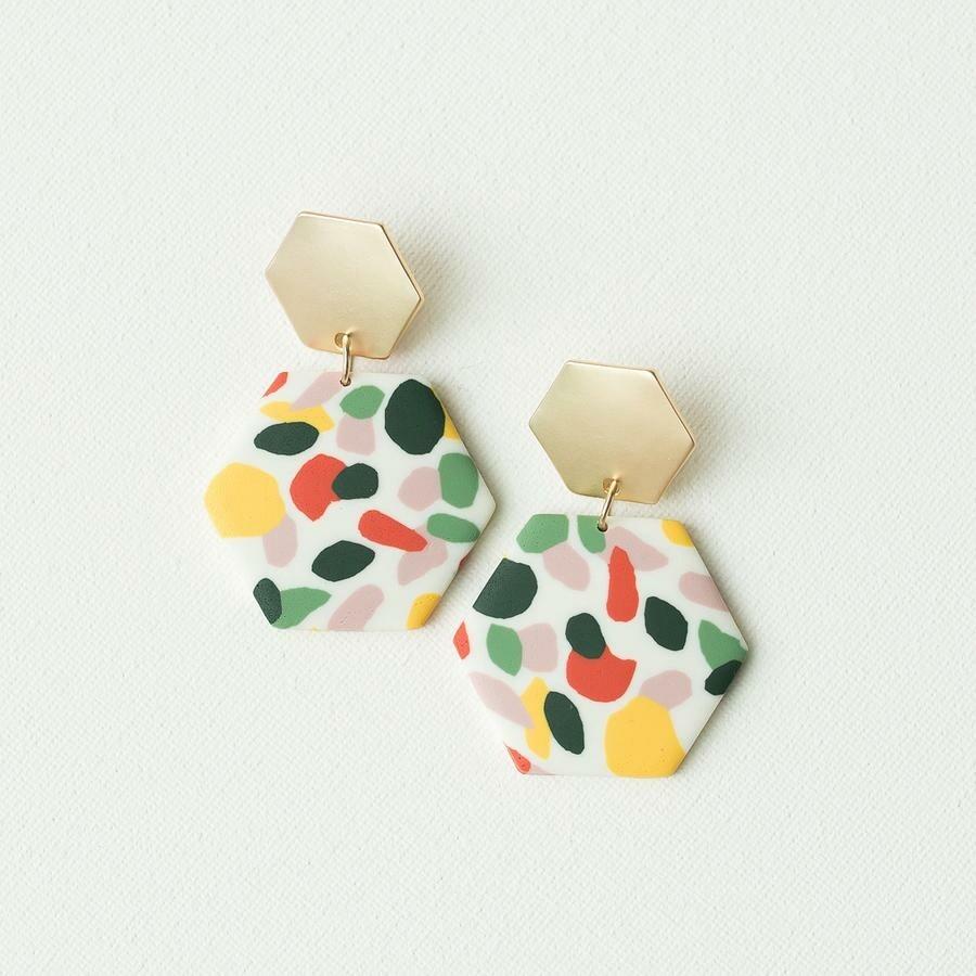 Michelle McDowell Haven Earrings | Multi