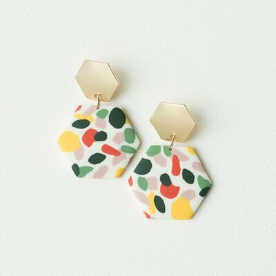 Michelle McDowell Haven Earrings | Multi