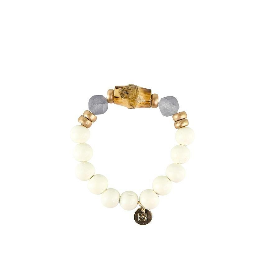 Michelle McDowell Rio Bracelet | Grey