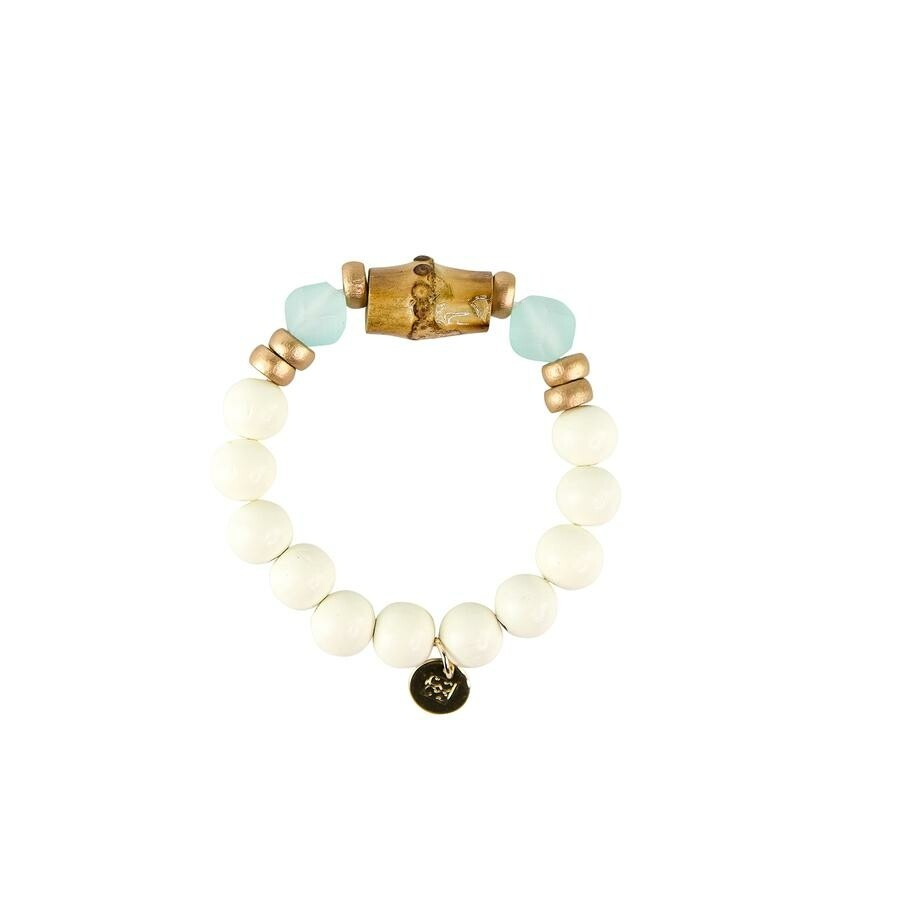 Michelle McDowell Rio Bracelet | Aqua