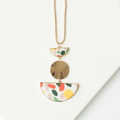 Michelle McDowell Shea Necklace | Multi