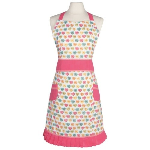 Now Designs Betty Apron | Sweet Hearts