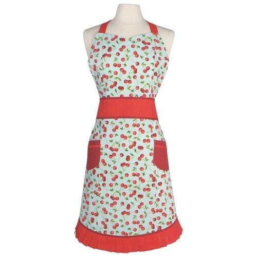 Now Designs Betty Apron | Cherries