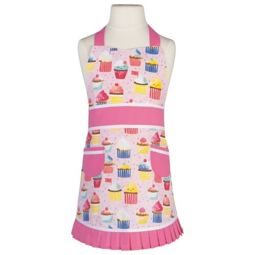 Now Designs Childrens Sally Apron | Cupcakes
