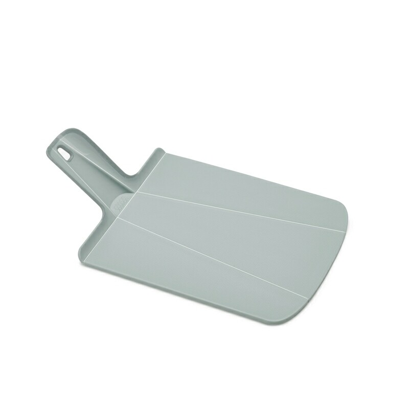 Joseph Joseph | Chop2Pot Folding Chopping Board - Dove Grey