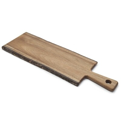 Natural Living | Acacia Natural Edge Serving Board