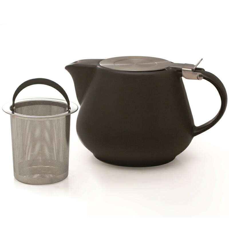 Bia | Infusing Tea Pot - Black
