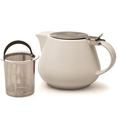 Bia | Infusing Tea Pot - White
