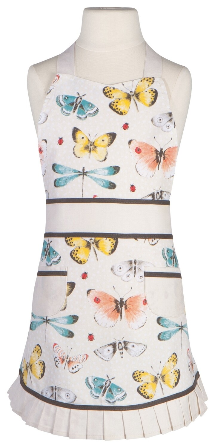 Now Designs Childrens Sally Apron   Fly Away