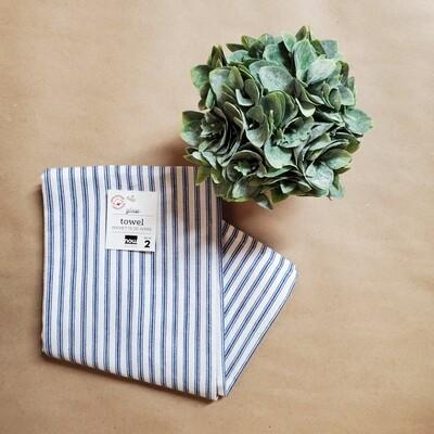 Now Designs Glass Towel Set of 2 | Royal