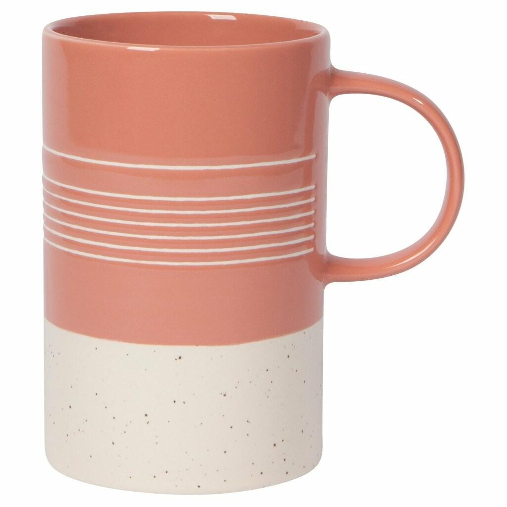 Danica Etch Mug   Clay