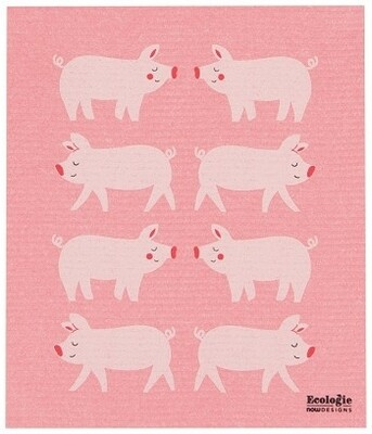Now Designs Swedish Sponge Towel | Penny Pig
