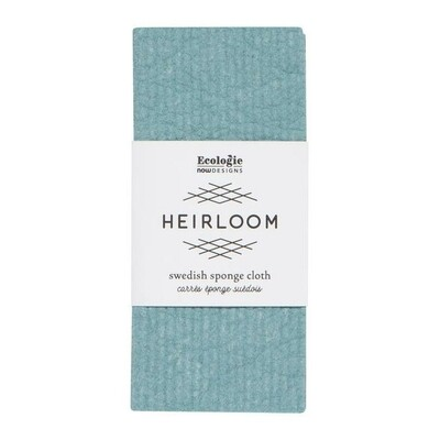 Now Designs Heirloom Swedish Dish Sponge - Lagoon