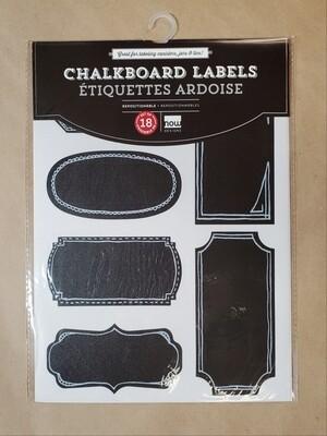 Now Designs Chalkboard Labels | Large - Set of 18