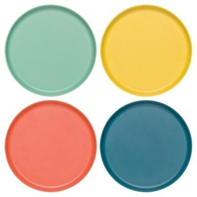 Danica Fiesta Ecologie Dinner Plates (Set of 4)