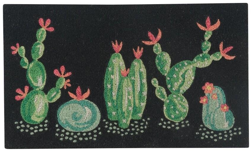 Now Designs Coconut Fiber Doormat   Cactus