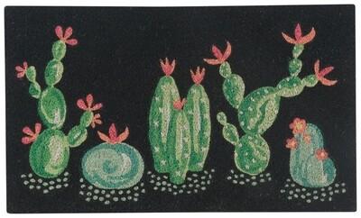 Now Designs Coconut Fiber Doormat | Cactus