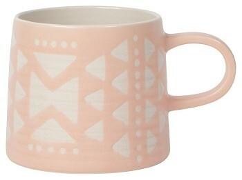Danica Imprint Mug | Pink