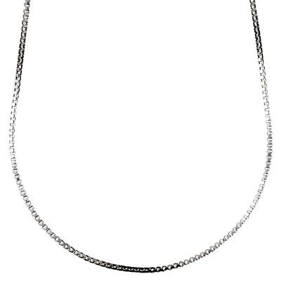 Pilgrim Silver Nancy Classic Chain Necklace 45 cm